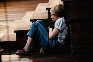 Celia Keenan-Bolger as Scout in To Kill a Mockingbird