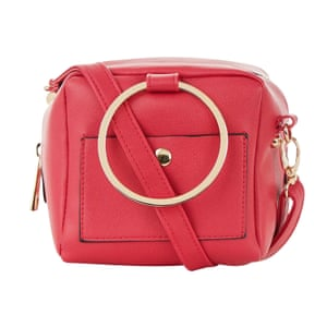Circle detail bag from new look