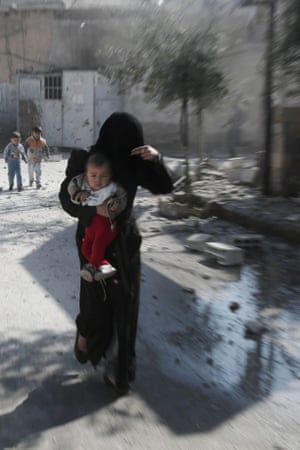 Damascus airstrike