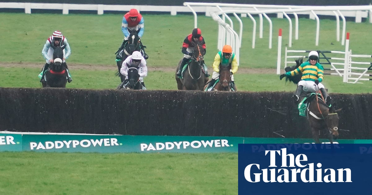Talking Horses: Champs fall fails to dent confidence in Festival hope