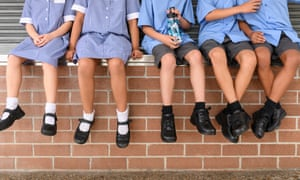 Schools in Wales will make uniform gender-neutral from September.