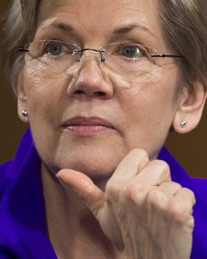 Warren in February 2015.