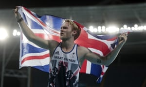 Jonnie Peacock wins gold at Paralympics