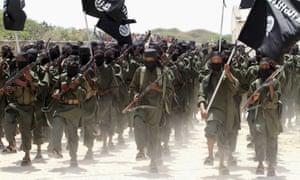 New al-Shabaab recruits.