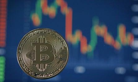physical representation of a bitcoin token