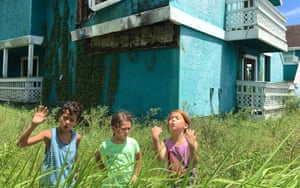 'Heart-stopping': The Florida Project.