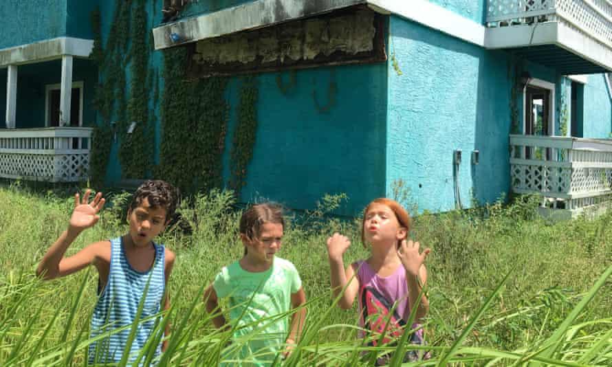 The Florida Project film still