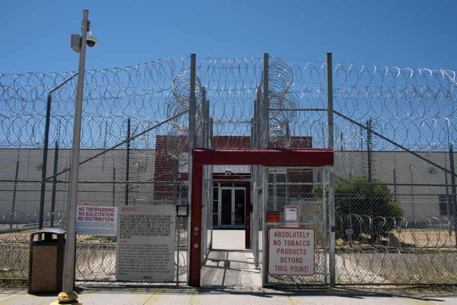 CoreCivic, a private prison company, mostly houses migrants under the custody of US Immigration and Customs Enforcement.