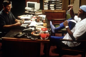 His Jackie Brown co-star Samuel L. Jackson tweeted that Forster was 'truly a class act/Actor!!'