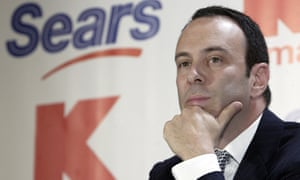Eddie Lampert, chairman and largest shareholder of Sears, may be able to keep the roughly 400 remaining stores open.