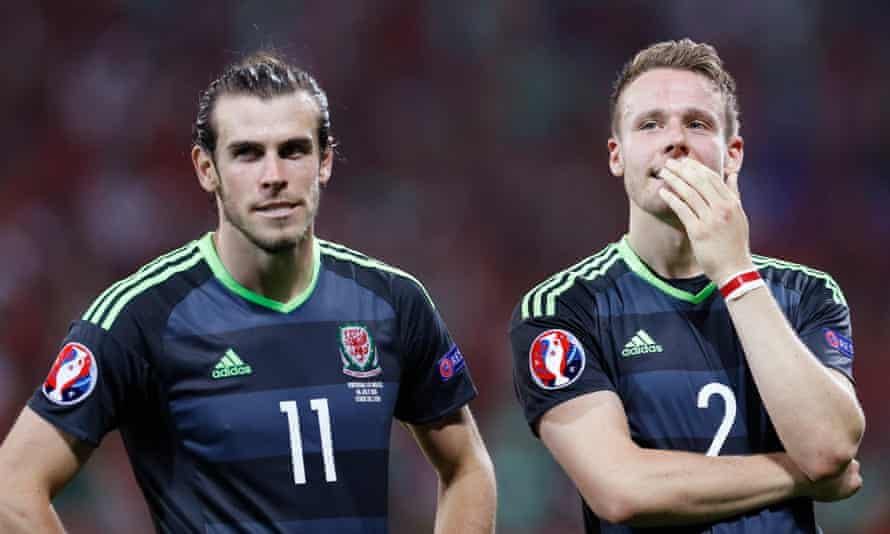 Chris Gunter and Gareth Bale reflect on Wales's defeat to Portugal in the semi-finals of Euro 2016.