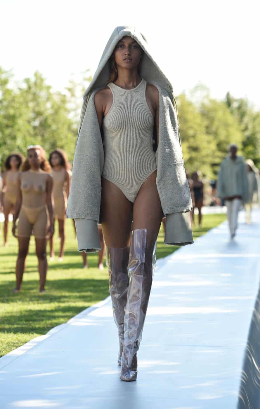 Kanye West Yeezy Season 4, New York September 2016