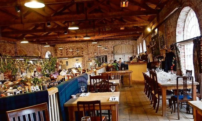 At Laurel Tavern Watching Former Packer >> My 50 Favourite Uk Restaurants Critic Marina O Loughlin S Choice