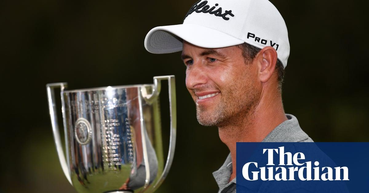 Adam Scott breaks title drought with second Australian PGA triumph
