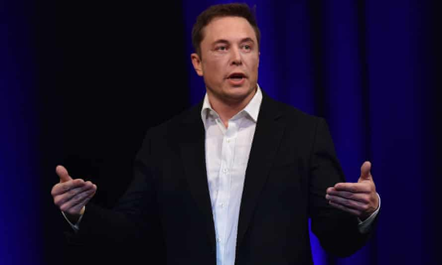 Elon Musk … investing in 'neural lace'.