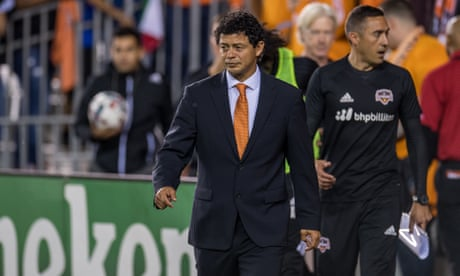 Wilmer Cabrera, loyal lieutenant in Colombia's dream team, thriving in MLS