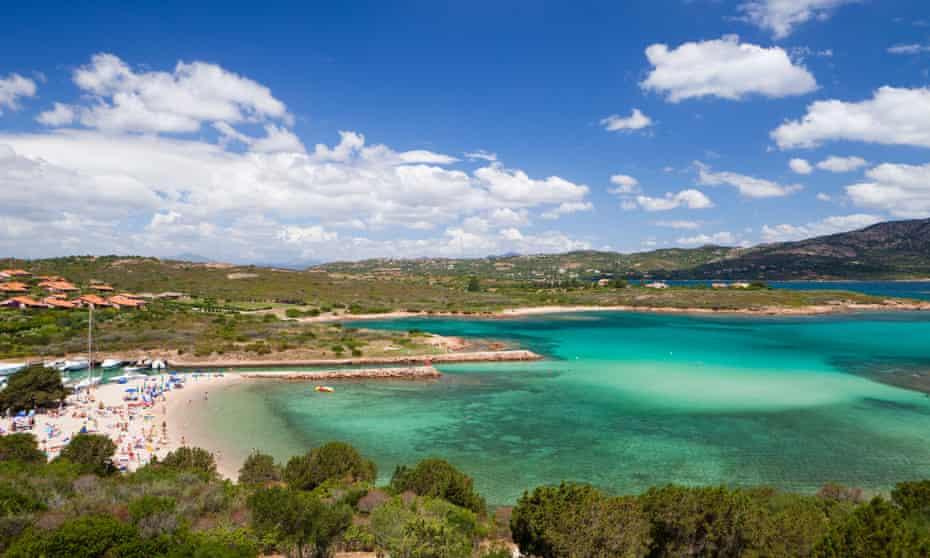 Costa Corallina, near Olbia, Sardinia