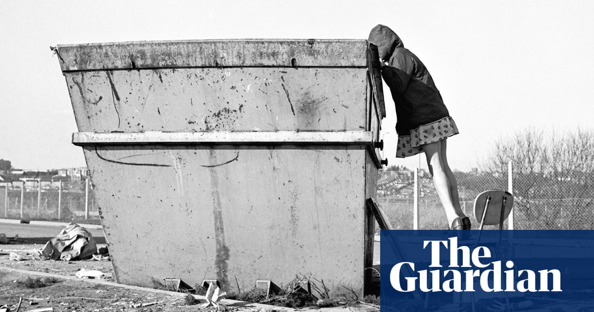 Wasteland wanderer: how Tish Murtha captured the beating heart of Tyneside