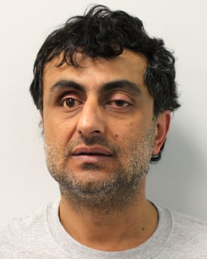 Undated handout file photo issued by the Metropolitan Police of Rahim Mohammadi who has been jailed for life with a minimum term of 19 years at the Old Bailey for the murder Lea Adri-Soejoko to avoid being thrown off his allotment. PRESS ASSOCIATION Photo. Issue date: Friday November 30, 2018. He killed the 80-year-old with a lawnmower flex and hid her body at Colindale allotments in north London in February last year. See PA story COURTS Allotment. Photo credit should read: Metropolitan Police/PA Wire NOTE TO EDITORS: This handout photo may only be used in for editorial reporting purposes for the contemporaneous illustration of events, things or the people in the image or facts mentioned in the caption. Reuse of the picture may require further permission from the copyright holder.