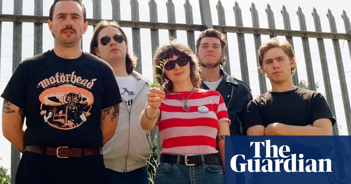 Meet Chubby and the Gang, UK punk's most vital new band