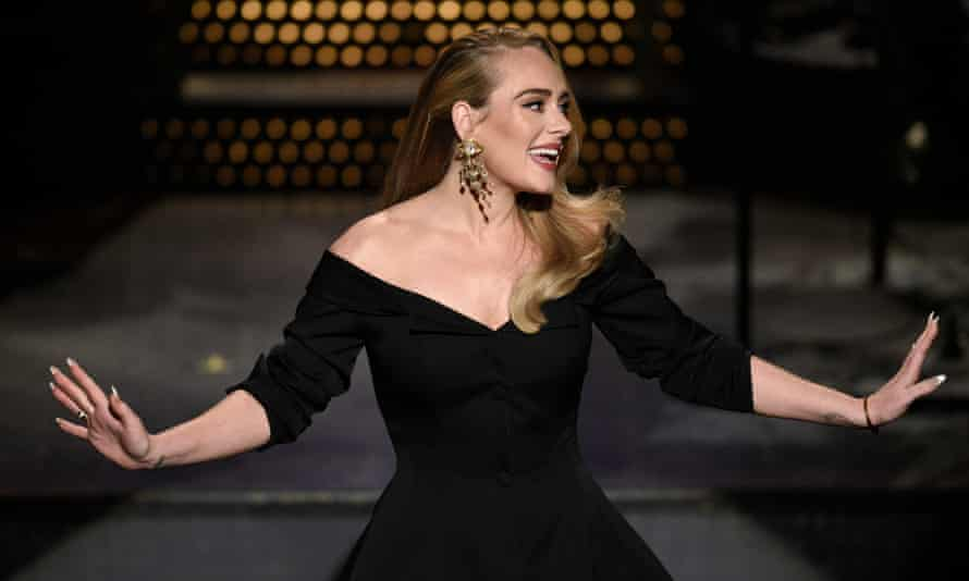 Adele announces long-awaited return with comeback single, Easy on Me   Adele    The Guardian