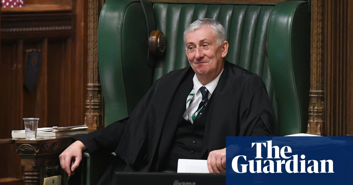 Speaker outlines roadmap for MPs' return to Commons