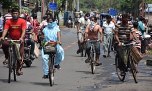 West Bengal has been under lockdown restrictions for 68 days.
