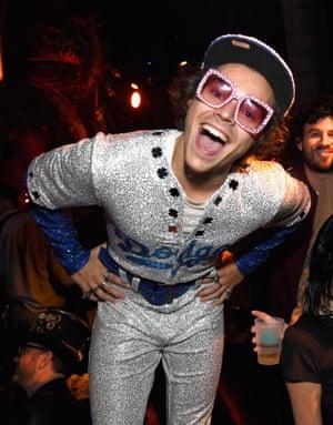 2018 Harry Styles as Elton John