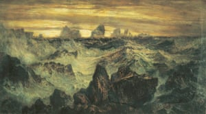 The Isles of the Sea, 1894, by Thomas Hope McLachlan.