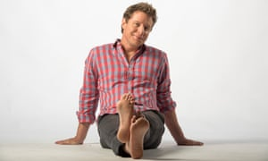Scott Pape, also known as the Barefoot Investor, whose books on financial management have sold millions.