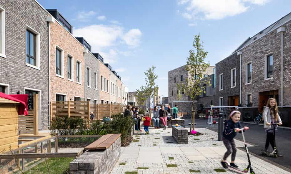 Marmalade Lane co-housing, in Orchard Park, Cambridge.