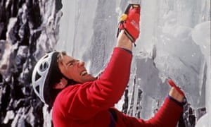 Alex Lowe, who was renowned for his strength and stamina died alongside the cameraman David Bridges.