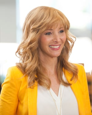 Lisa Kudrow in The Comeback.