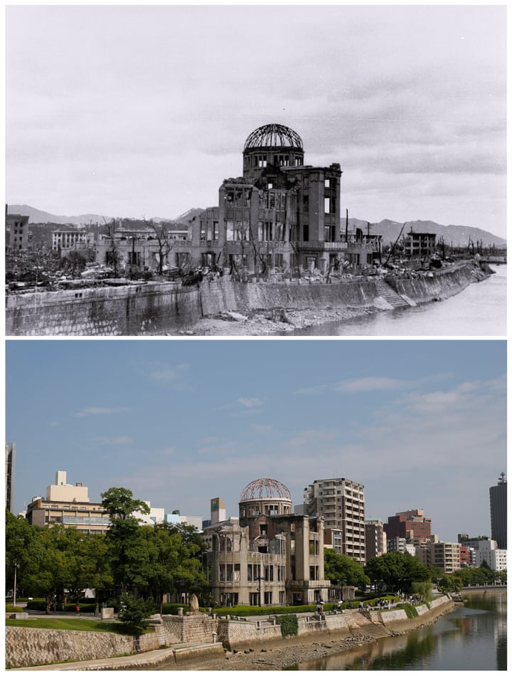 Do you believe the bombing of Hiroshima was wrong?