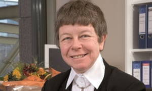 Eleanor Sharpston QC, advocate general at the European court of justice in Luxembourg.