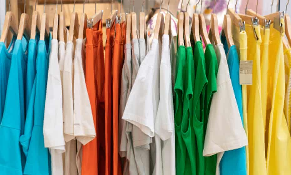 The perception that clothes are 'nearly disposable' poses problems for the environment, according to EU research.