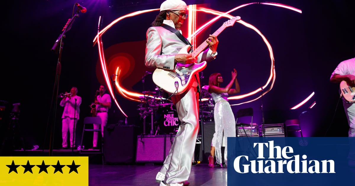Nile Rodgers and Chic review – disco springs eternal