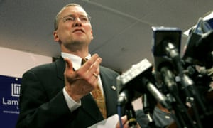 David Buckel in 2006.