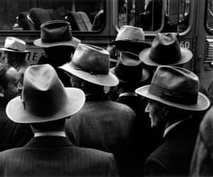 Hats, Seattle, 1951A