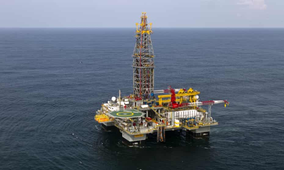 Offshore drilling off the coast of Guyana is being seen as the most sought after prospect in the world for oil companies. Analysts predict offshore drilling could provide 350,000 to 400,000 barrels a day by 2026.