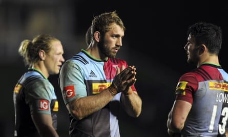 Chris Robshaw, centre, should be in the England side whether he is captain or not because of his talent, says Harlequins' direct of rugby Conor O'Shea.