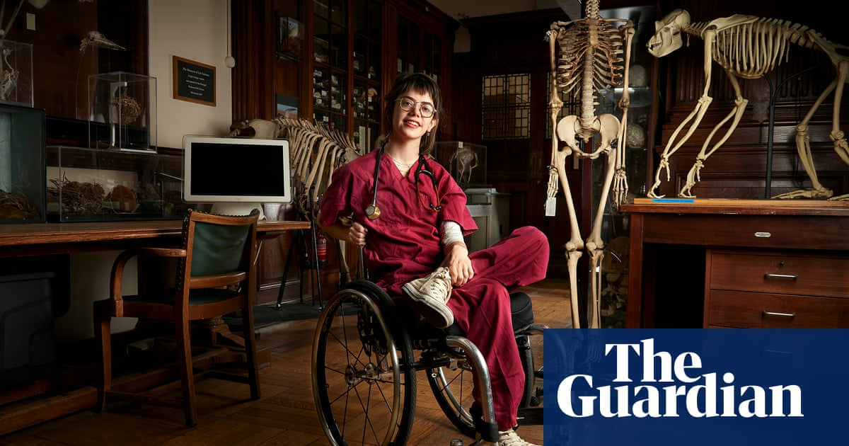 Grace Spence Green: the medical student who was paralysed by a falling man – and found new purpose