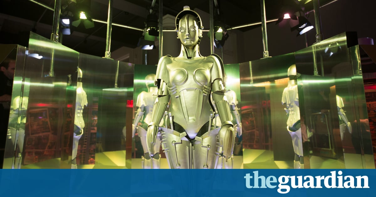 Robots exhibition at the Science Museum, London  in pictures
