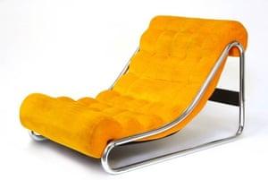 The 1970s Ikea Impala armchair