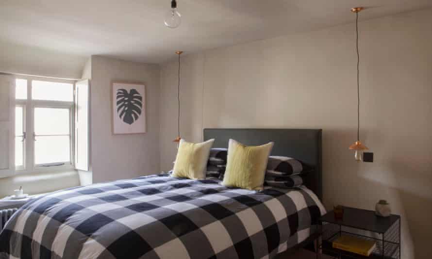 bedroom at Caro Somerset