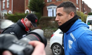 Jake Livermore: no FA action over altercation with West Ham