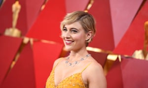 The Hollywood Foreign Press Association's nominations in the best director category didn't include any women, in a year replete with strong contenders such as Greta Gerwig.