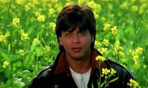 Shah Rukh Khan in Dilwale Dulhania Le Jayenge
