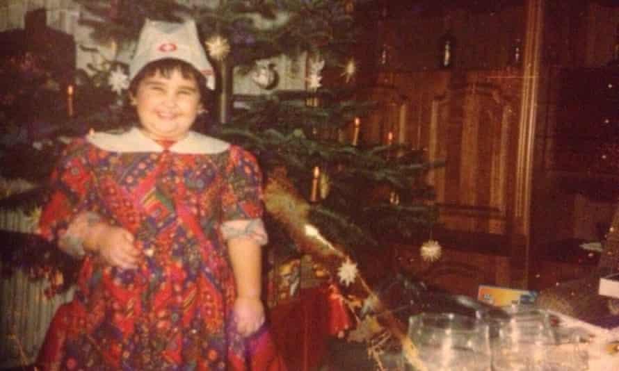 Celebrating Christmas as a child