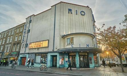 Hackney's Rio Cinema